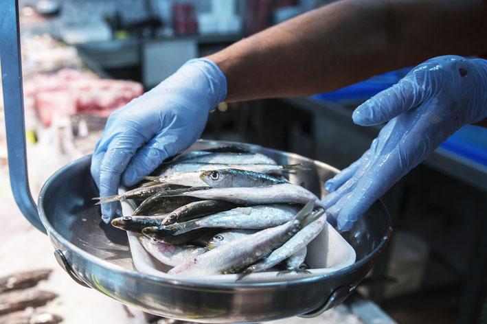 Pescado a domicilio Madrid Boquerones